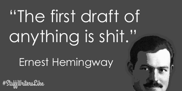 Quote-Ernest-Hemingway-first-draft-anything-shit